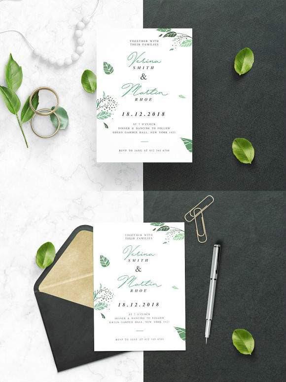 cover undangan pernikahan