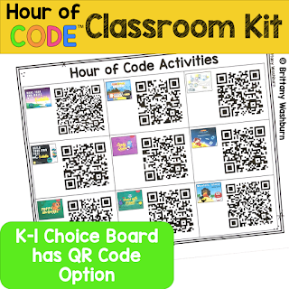 The goal of this kit is to provide everything you need to make your classroom ready for the Hour of Code event during computer science week.