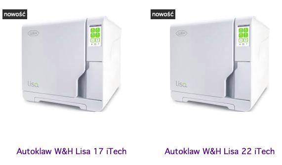 Autoklaw W&H Lisa 17 iTech