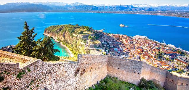 Ο Δήμος Ναυπλιέων συνεργάζεται και ψηφιοποιεί τα μνημεία του