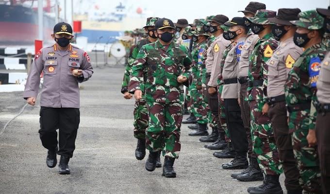 Latsitarda Nusantara ke-41, Dibuka Langsung oleh Kapolri dan Panglima TNI