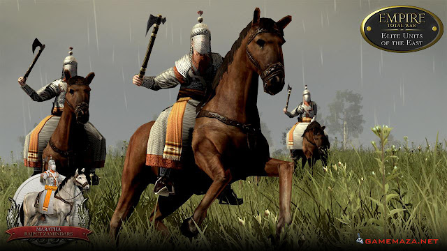 Empire Total War Gameplay Screenshot 4