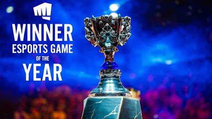 Liên Minh Huyền Thoại đạt danh hiệu cao quý tại The Game Awards 2019