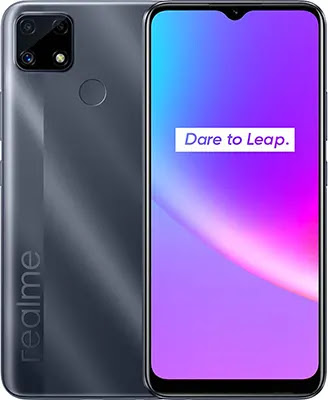 Realme C25 Specifications