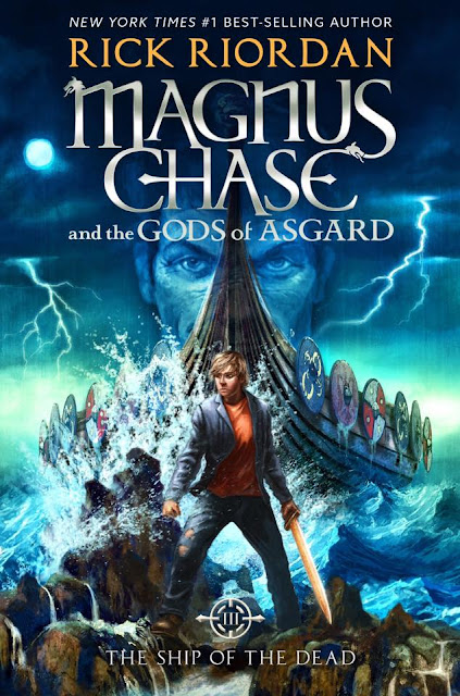 The Ship Of The Dead - Livro 3 de Magnus Chase e os Deuses de Asgard