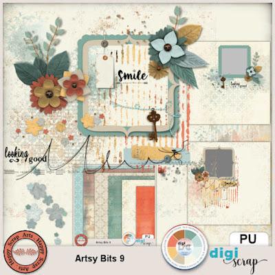 Artsy Bits 9 (7-5) et beach party HSA_ArtsyBits9_pv4