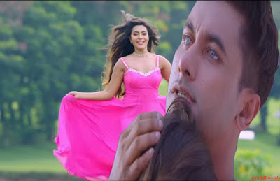 Boyfriend is a Bangladeshi action romantic film directed by Uttam Akash and Nehal Dutta in 2019.    Taskeen Rahman and Shamonty Shoumi in Boyfriend movie    The film is starred by Taskeen Rahman and Shamonty Shoumi in the lead roles. The film is produced under the banner of Shapla Media. Besides Taskeen Rahman and Shamonty Shoumi, the film is starred by Amit Hasan, Shiba shanu and others.   Shamonty Shoumi in Boyfriend movie    Plot Summary:  Once a young man would play cricket well and no one could stand against him in the field. But after he falls in love with a beautiful girl in the town, he does not want to play cricket again. He wants to play in the fields which are situated near the girl's house but not in other cities. So, the people of the area start to discuss about him.  The film is released on 8 March, 2019.   Boyfriend (2019) movie poster     Watch the official trailer of the movie 'Boyfriend' (2019) here....