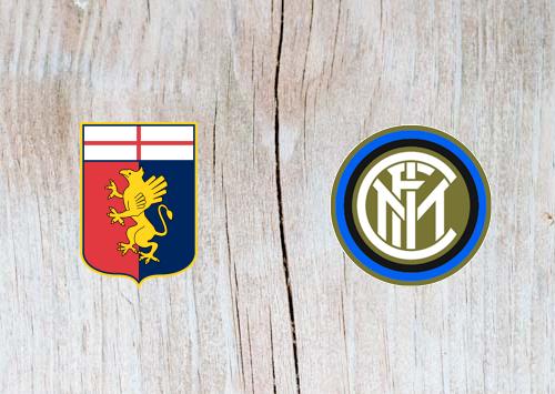 Genoa vs Inter Milan Full Match & Highlights 3 April 2019