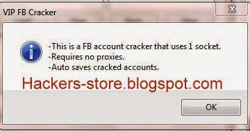 Crack Facebook Accounts with VIP FB Cracker 2016 - The Hackers Store