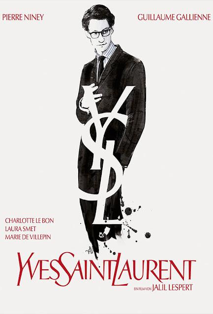 Yves Saint Laurent Filmes Moda