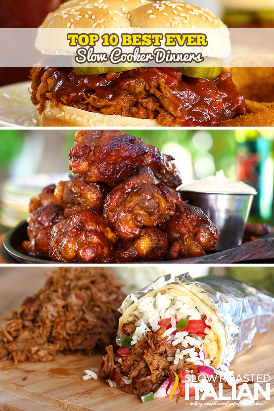 Top 10 best ever slow cooker dinners for Best dinner ideas ever