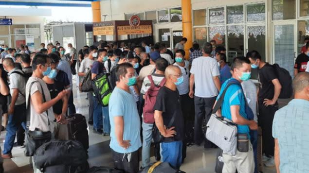 Gawat! Ada 3.000 WNA Masuk Indonesia Positif Covid-19