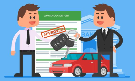 ways self-employed worker apply for car loan