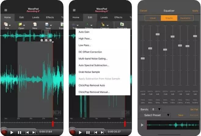 aplikasi editor musik gratis terbaik di iPhone dan iPad-7