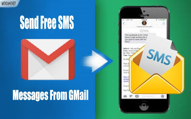Send Free SMS Messages From GMail