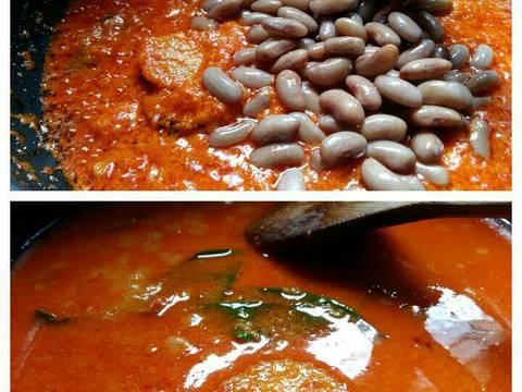 Sambal Krecek Telur Puyuh Kacang Merah Warnanya Menggoda Modern Id