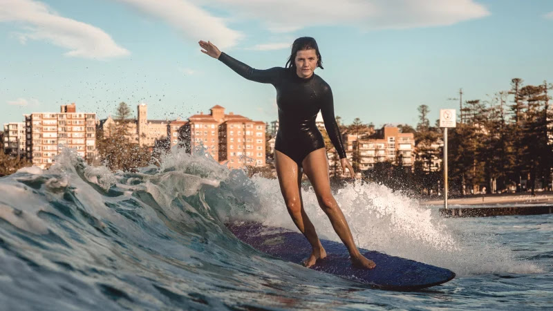 Female surf champion Lucy Small calls out prize money inequality ABC News