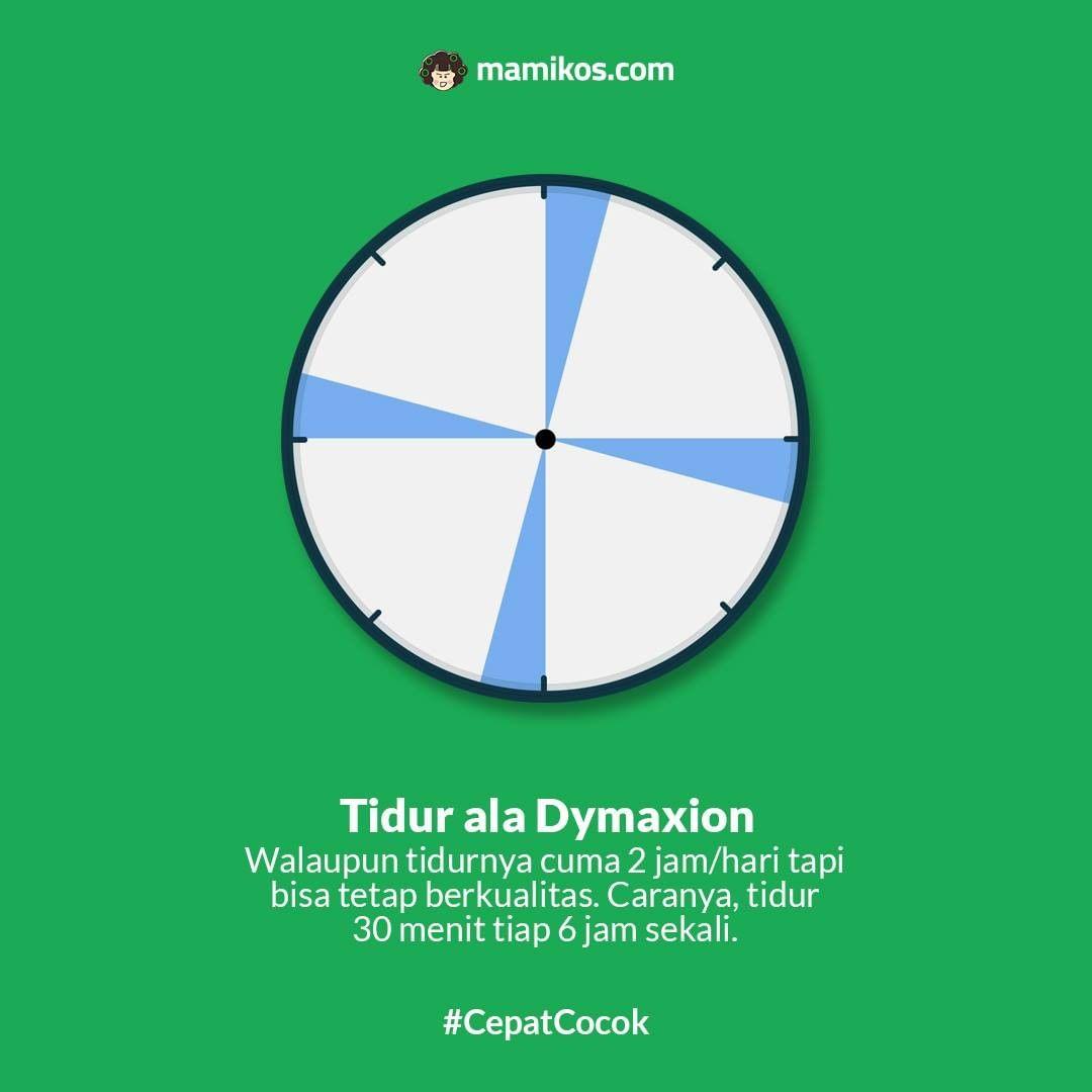 Tidur ala Dymaxion