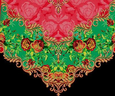 Textile-print-damask-jwellery