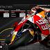 Hasil Kualifikasi MotoGP Valencia 2017 - Marc Marquez Tampil Gemilang meski Sempat Terjatuh