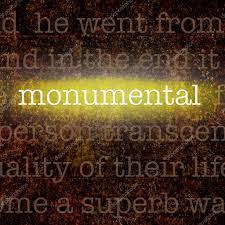 Monumental Word