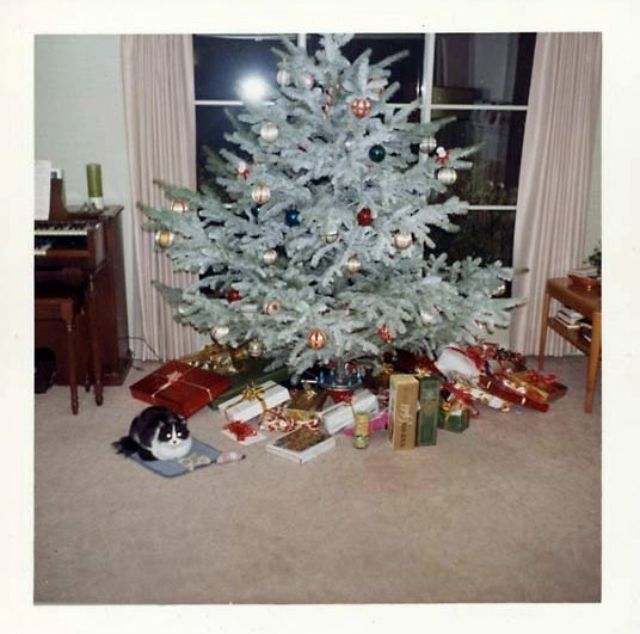 Christmas House Interior 1950s And 1960s 2813 29 Jpg