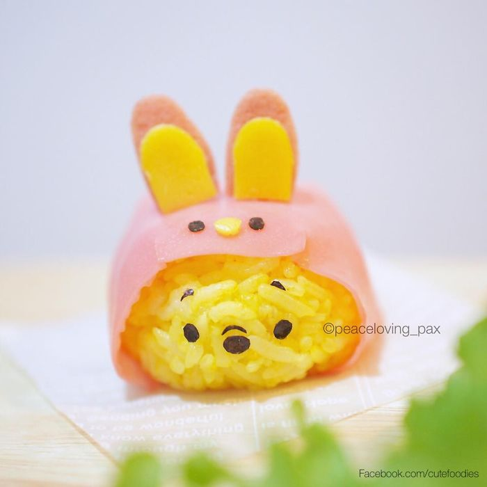 21-My Chubby-Bunny-Pooh-Nawaporn-Pax-Piewpun-aka-Peaceloving-Pax-Food-Art-Inspiration-for-your-Bento-Box