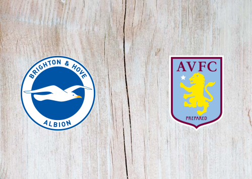 Brighton & Hove Albion vs Aston Villa -Highlights 25 September 2019