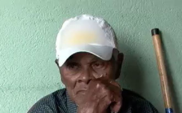Jose Ferreira dos Santos sinh năm 1900, theo giấy khai sinh