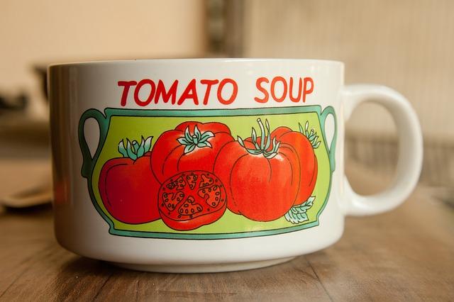 receta Sopa de tomates