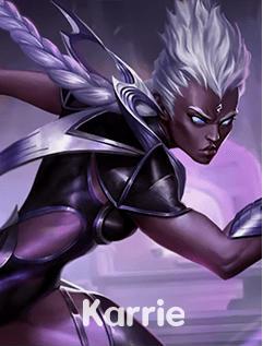 Strongest Mobile Legends Hero Karrie