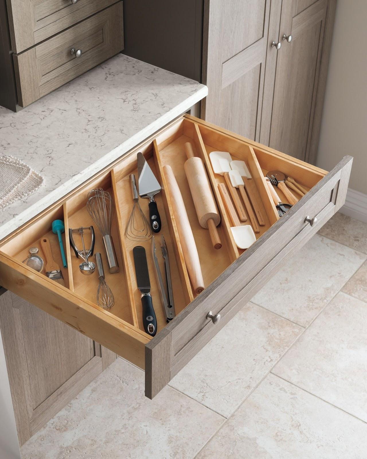 Adorable Kitchen Organization Idea