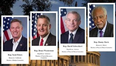 خطابات أعضاء الكونغرس الأمريكي   قرار أغلبية مجلس النواب الأمريكي من الحزبين دعمًا لميثاق السيدة مريم رجوي لأجل إيران