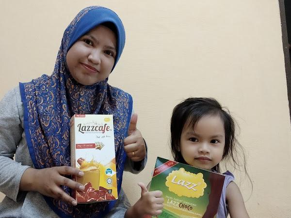 Ramadhan bersama Lazz : Kekal bertenaga