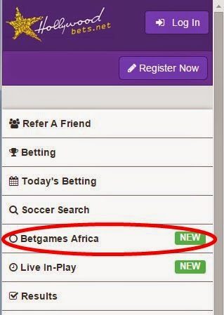 Hollywoodbets Sports Blog: What is Betgames Africa?
