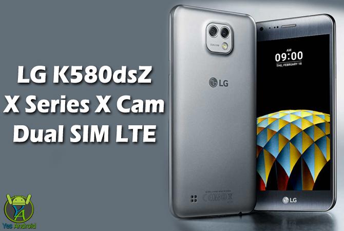 LG K580dsZ X Series X Cam Dual SIM LTE Full Specs Datasheet