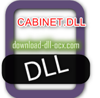 CABINET.dll download for windows 7, 10, 8.1, xp, vista, 32bit