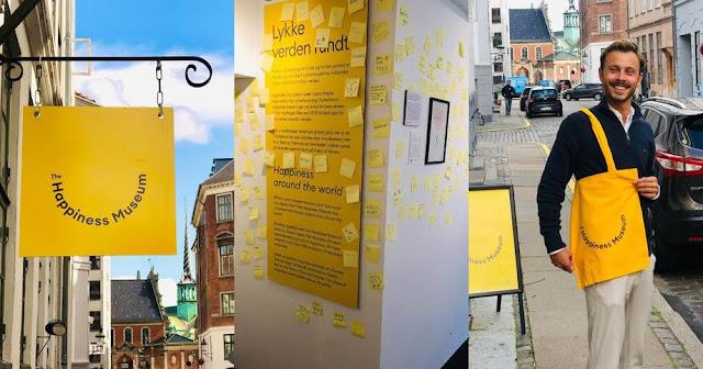 Bảo tàng nằm tại khu phố cổ của Copenhagen. Ảnh: The Happiness Museum
