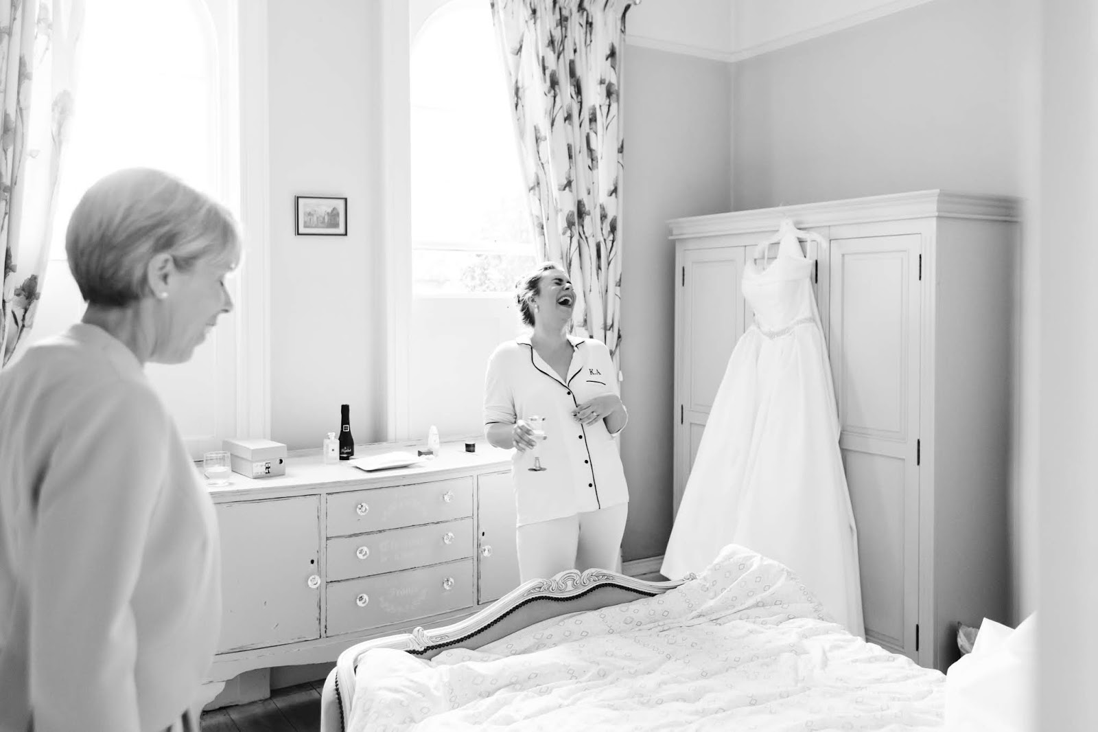 Wedding: The Morning Of...