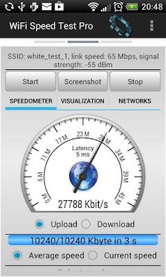 تطبيق قياس سرعة الانترنت, تطبيق WiFi Speed Test للأندرويد, تطبيق WiFi Speed Test مدفوع للأندرويد, تطبيق  WiFi Speed Test مهكر للأندرويد