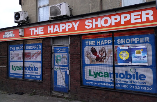 The Happy Shopper on Page Hall Road in Sheffield