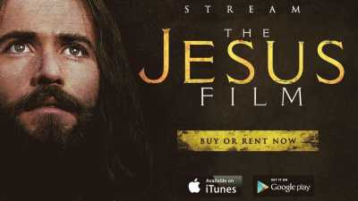 The Jesus Film (1979) Hindi - Gujarati - English 500MB BluRay