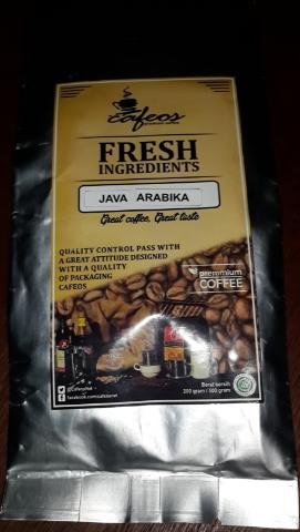 Kopi Java Arabika, Nikmatnya Kopi dari Cafeos