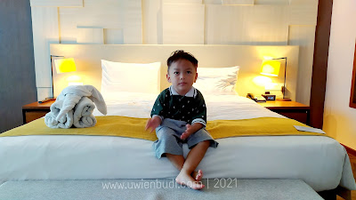 staycation di hotel saat PPKM