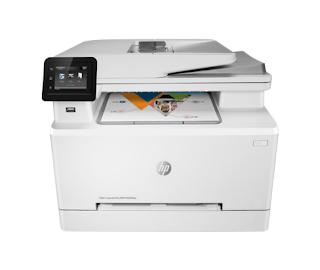 HP Color LaserJet Pro MFP M283fdw Drivers Download