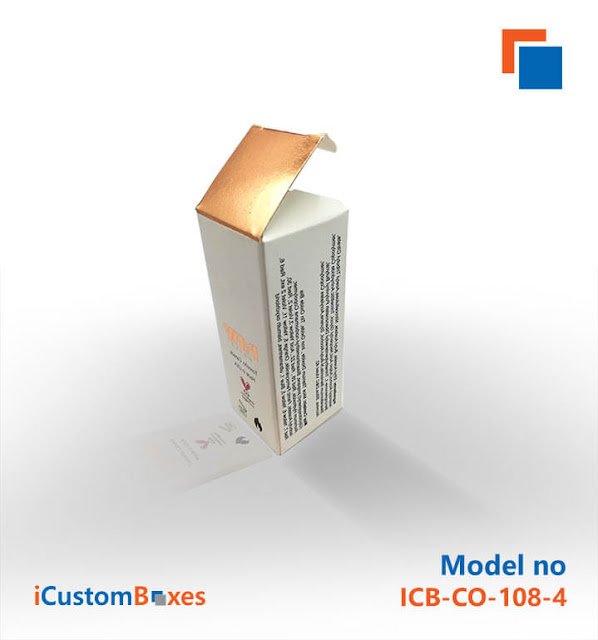 Customized Lip Gloss Boxes