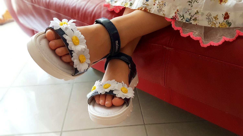 scarpe per bambini melania