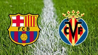 مشاهدة مباراة برشلونة وفياريال 27-9-2020 بث مباشر في الدوري الاسباني
