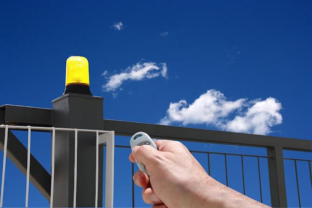 cancello-automatico-telecomando