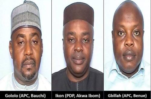 3 Nigerian lawmakers accused of sexual misconduct in Cleveland:USA cancel their visa and Ban them
